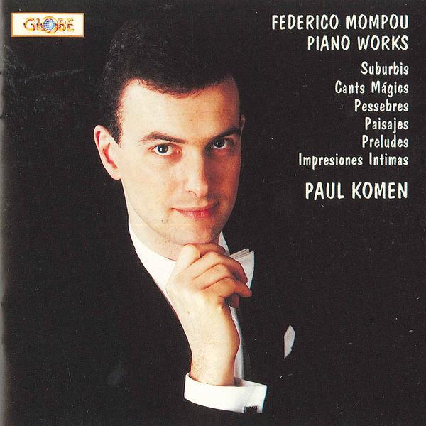 Paul Komen Selected Piano Works