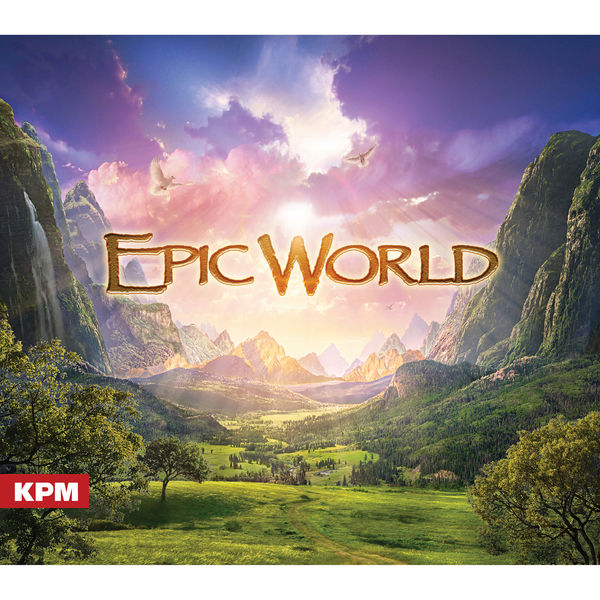Daryl Griffith - Epic World
