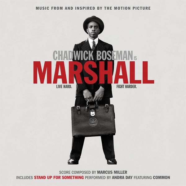 Marcus Miller - Marshall (Original Motion Picture Soundtrack)