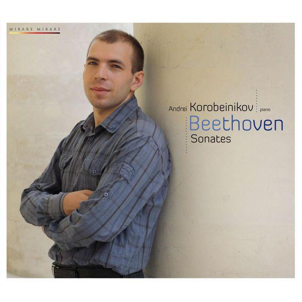 Andrei Korobeinikov - Beethoven : Sonates n° 17, 24, 30 - Bagatelles op. 126