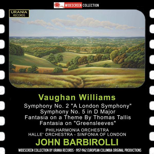 Hallé Orchestra - Vaughan Williams: Orchestral Works - Elgar: Cello Concerto in E Minor, Op. 85