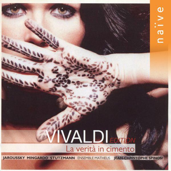 Anthony rolfe Johnson - Vivaldi: La verità in cimento