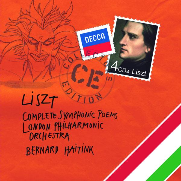 London Philharmonic Orchestra - Liszt: Tone Poems