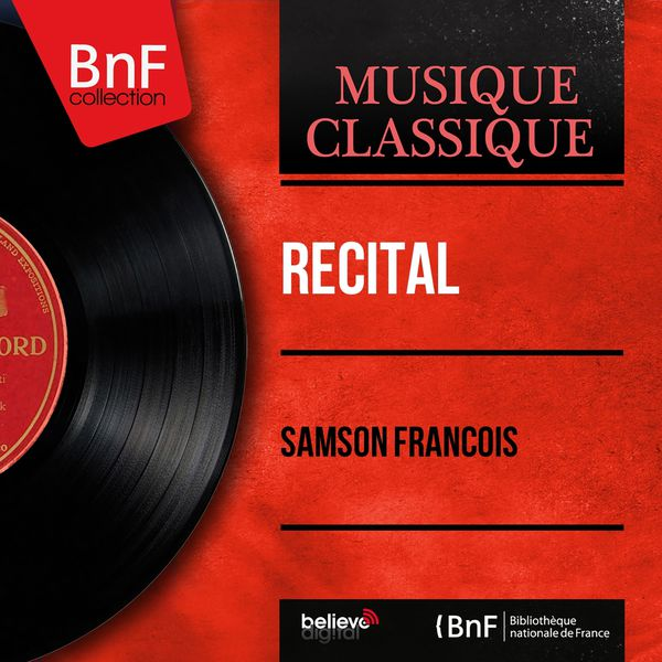 Samson François - Récital (Mono Version)
