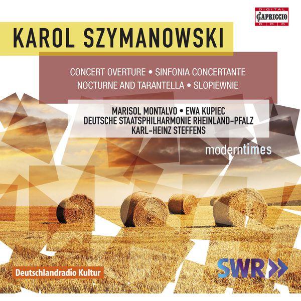 Staatsphilharmonie Rheinland-Pfalz|Karol Szymanowski: Modern Times