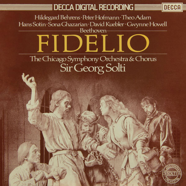 Sir Georg Solti - Beethoven: Fidelio