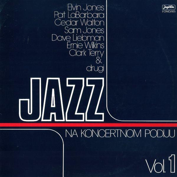 Razni izvođači - Jazz Na Koncertnom Podiju Vol. 1