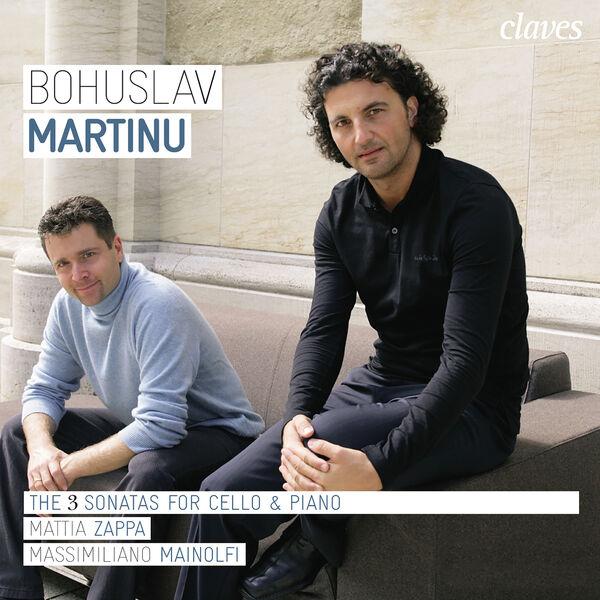 Bohuslav Martinů - Les 3 Sonates pour violoncelle