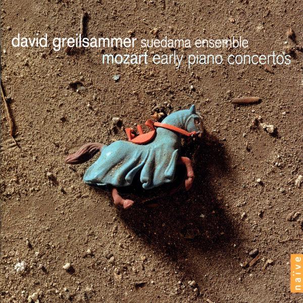 David Greilsammer - Mozart: Early Piano Concertos