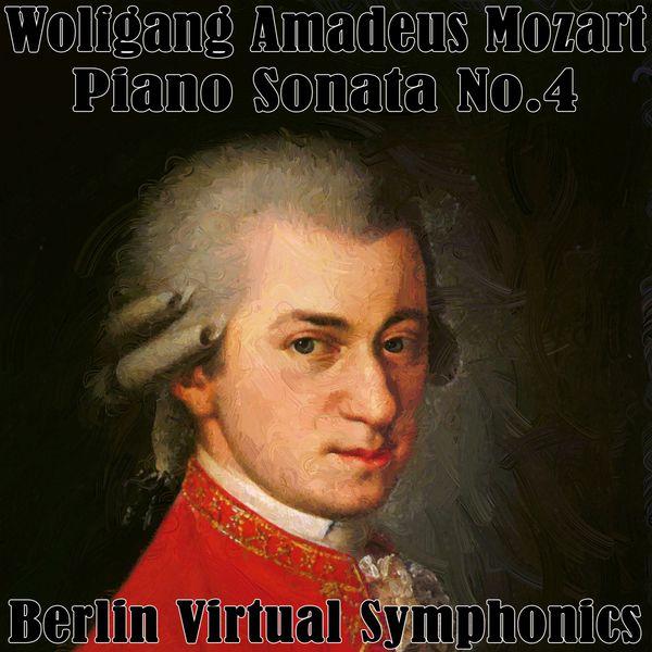 Berlin Virtual Symphonics - Wolfgang Amadeus Mozart Piano Sonata No.4