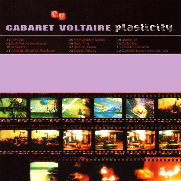 Cabaret Voltaire - Plasticity