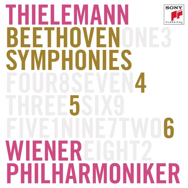 Christian Thielemann - Beethoven: Symphonies Nos. 4, 5 & 6