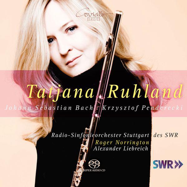Tatjana Ruhland - Tatjana Ruhland Plays Bach and Penderecki