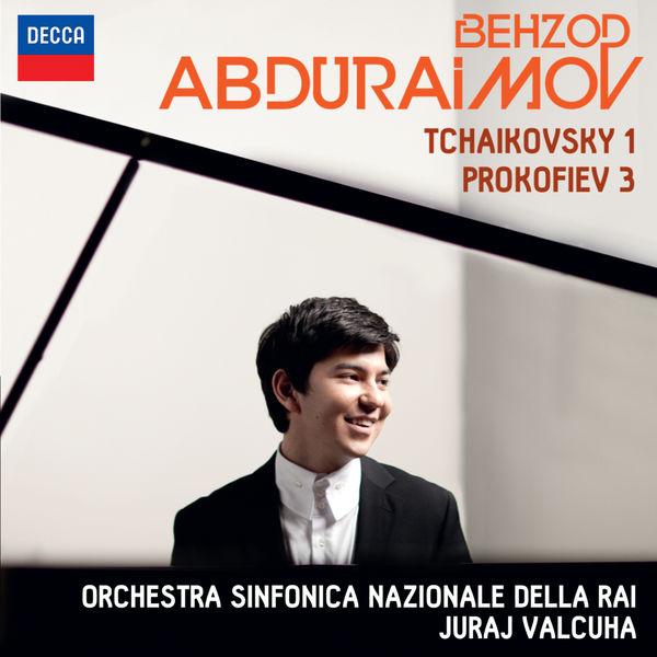 Behzod Abduraimov - Tchaikovsky: Piano Concerto No.1; Prokofiev: Piano Concerto No.3