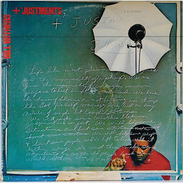 Bill Withers - 'Justments