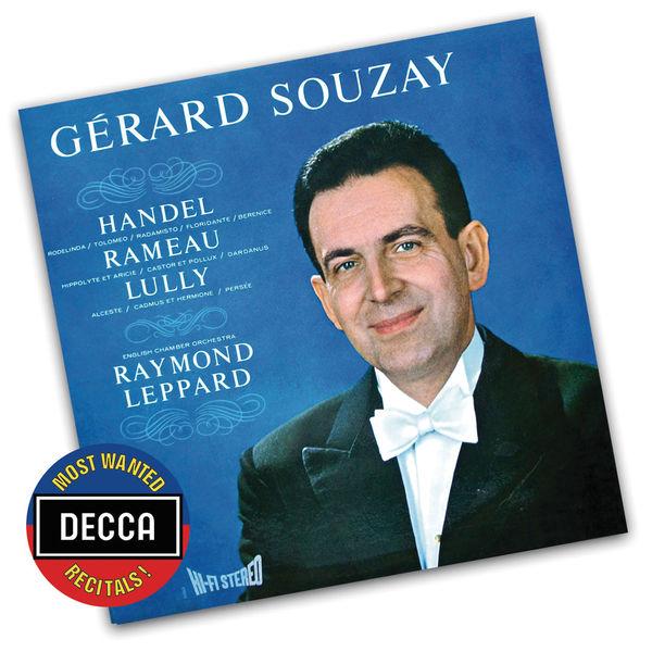 Gérard Souzay - Arias By Handel, Rameau & Lully