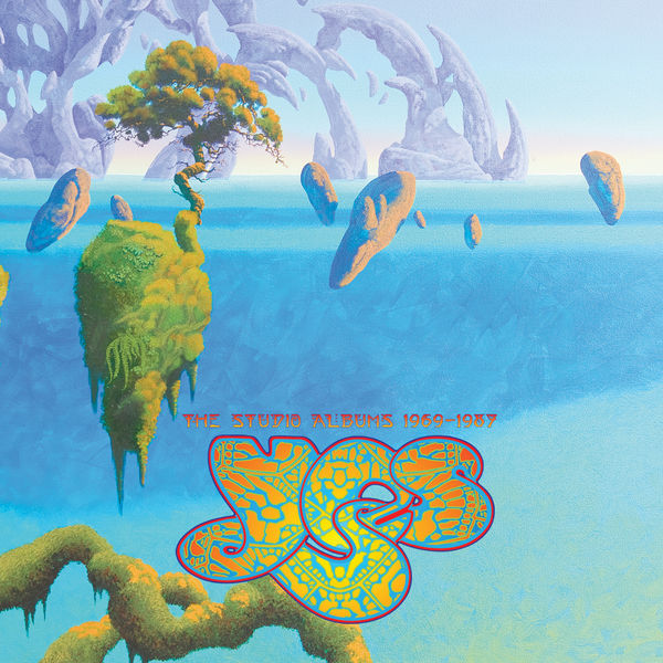 Yes - The Studio Albums 1969-1987