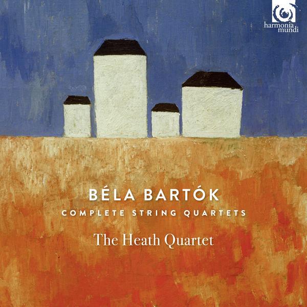 Heath Quartet - Bartok: Complete String Quartets