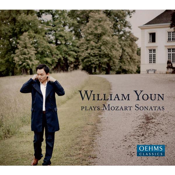 William Youn - Mozart : Sonates pour piano