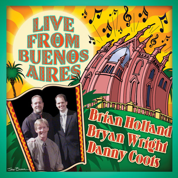 Brian Holland - Live from Buenos Aires