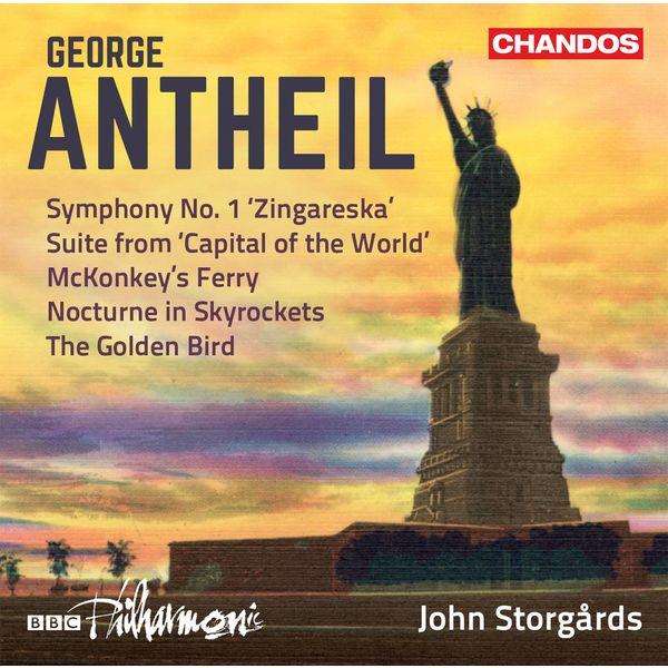 John Storgårds - Antheil : Orchestral Works, Vol. 3