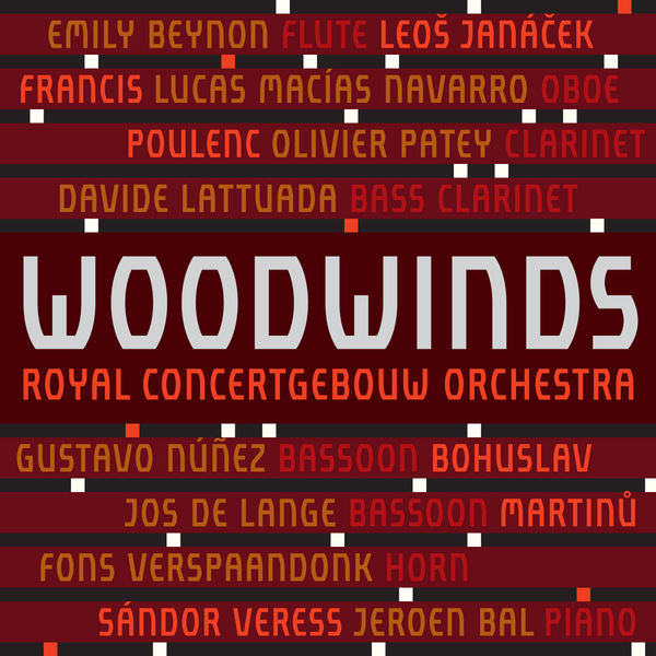 Woodwinds of the Royal Concertgebouw Orchestra - Woodwinds (Live)