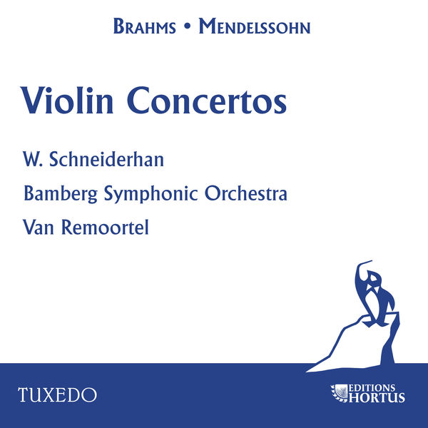 Bamberg Symphonic Orchestra - Brahms & Mendelssohn: Violon Concertos