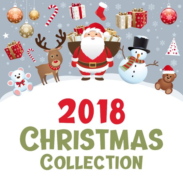 Nursery Rhymes and Kids Songs - Christmas Collection 2018