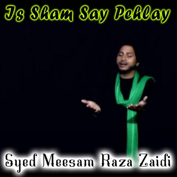 Syed Meesam Raza Zaidi - Is Sham Say Pehlay - Single