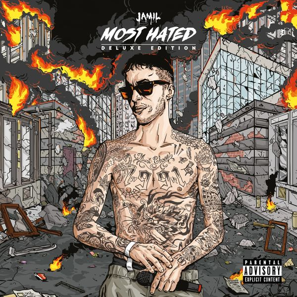 Jamil - Most Hated (Deluxe Edition)