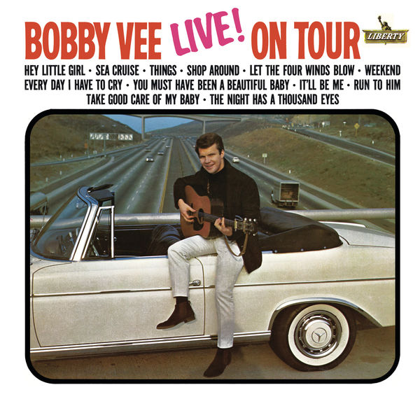 Bobby Vee - Live! On Tour