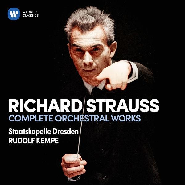 Rudolf Kempe - Strauss, Richard: Complete Orchestral Works