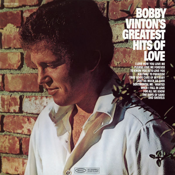 Bobby Vinton - Bobby Vinton's Greatest Hits of Love