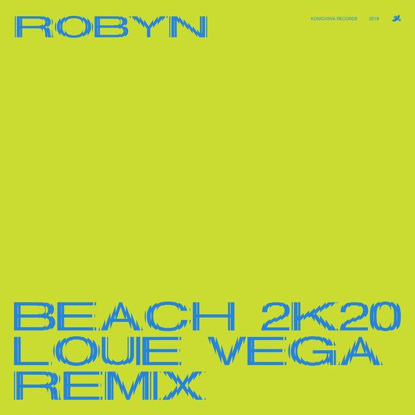 Robyn - Beach2k20