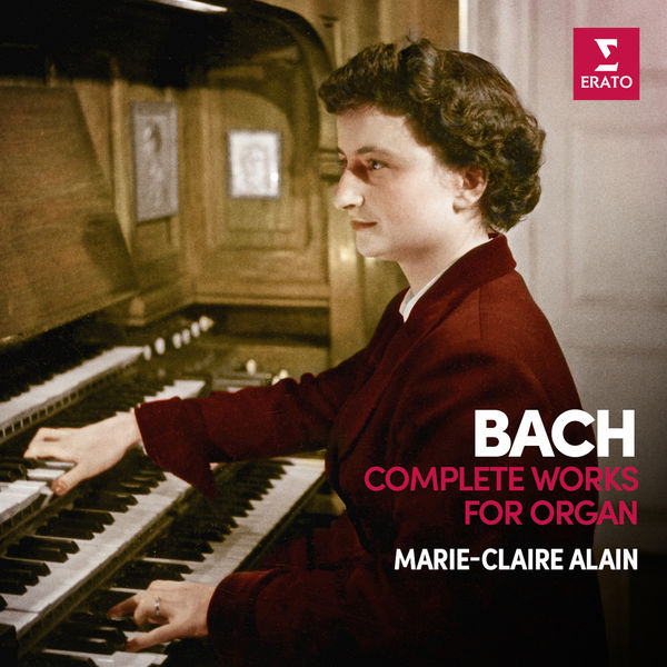 Marie-Claire Alain - Bach: Complete Organ Works (Analogue Version 1959-67)