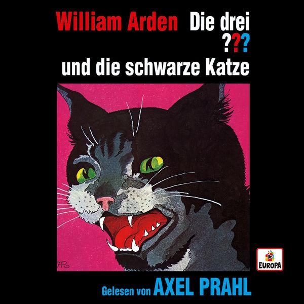 Die Drei ???|Axel Prahl liest...und die schwarze Katze