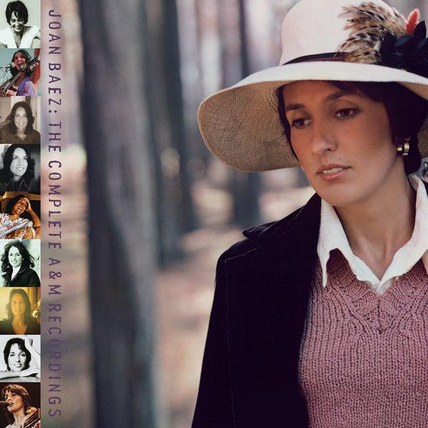 Joan Baez - The Complete A&M Recordings