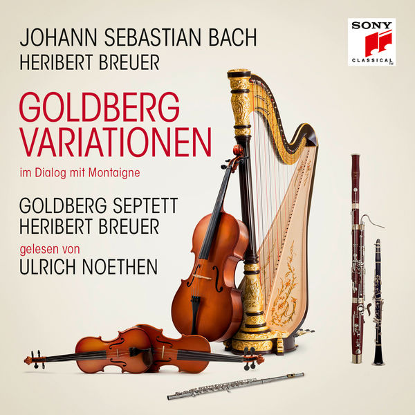 Goldberg-Septett - Bach: Goldberg-Variationen im Dialog mit Montaigne