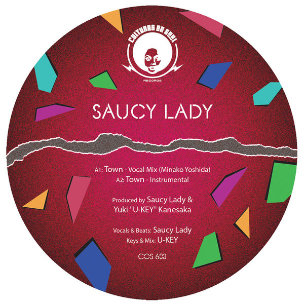 Saucy Lady - Town