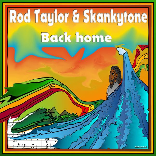 Rod Taylor & Skankytone - Back Home