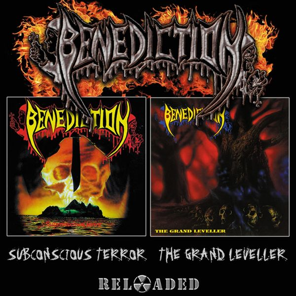 Benediction - Subconscious Terror / The Grand Leveller - Reloaded