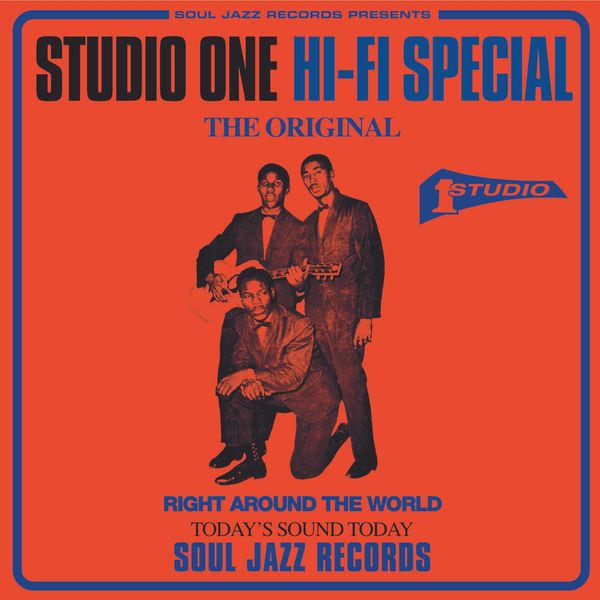Various Artists - Soul Jazz Records presents STUDIO ONE Hifi Special