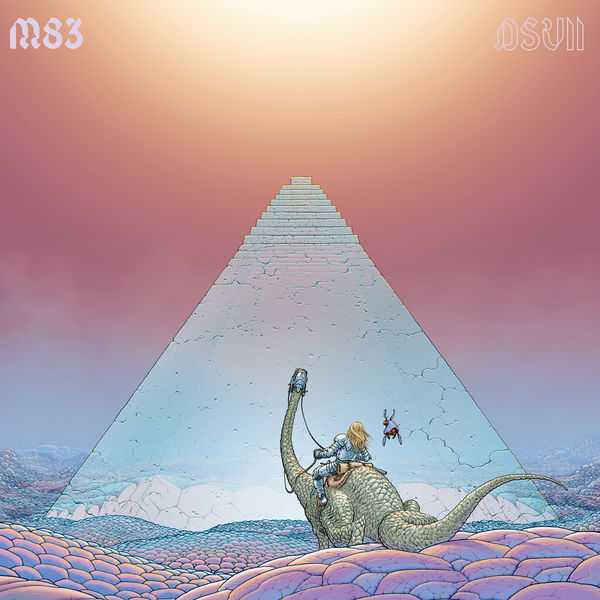 M83 - Lune de fiel