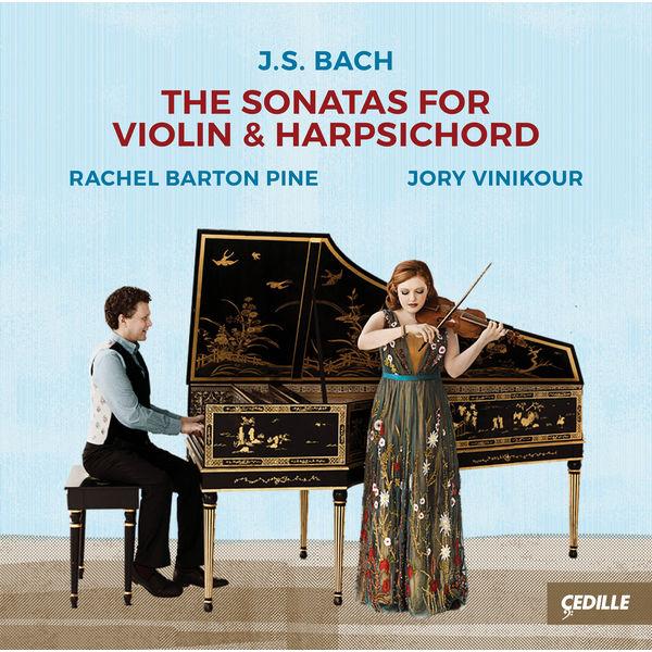 Rachel Barton Pine - Bach: The Sonatas for Violin & Harpsichord