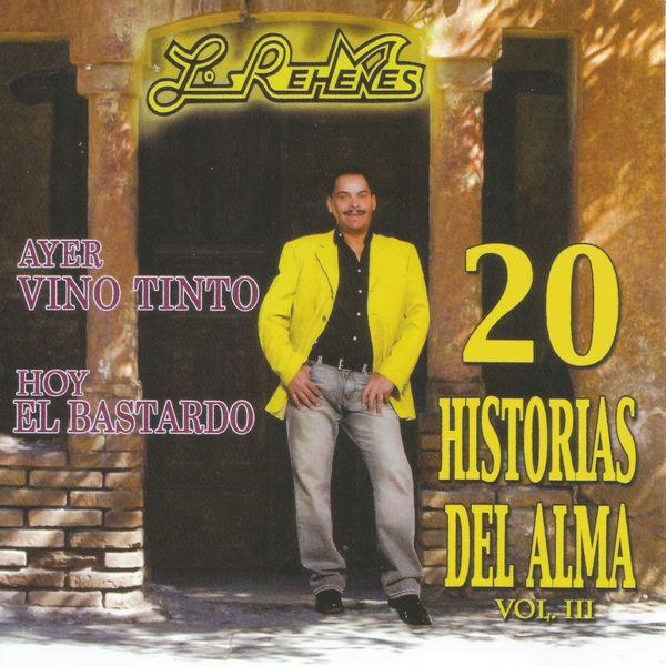 Los Rehenes - 20 Historias del Alma, Vol. 3