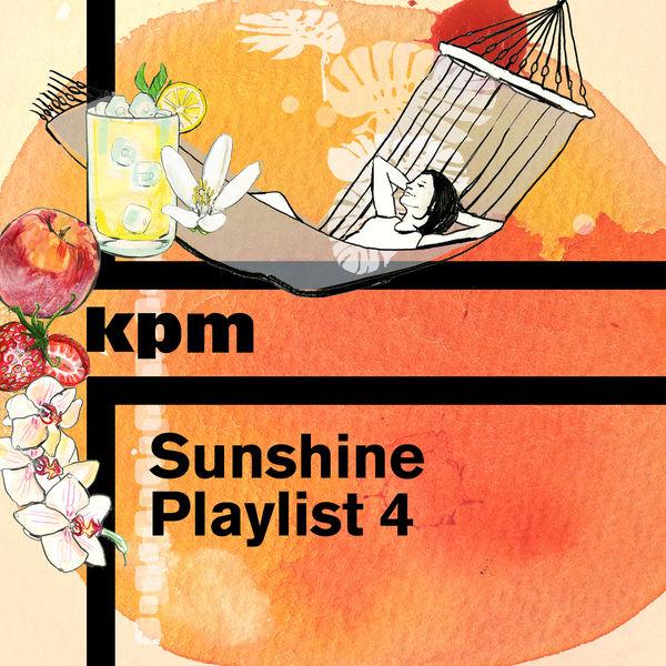 Tony Clarke - Sunshine Playlist 4