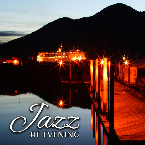 Jazz at Evening – Peaceful Melodies to Deep Rest, Gentle Noise