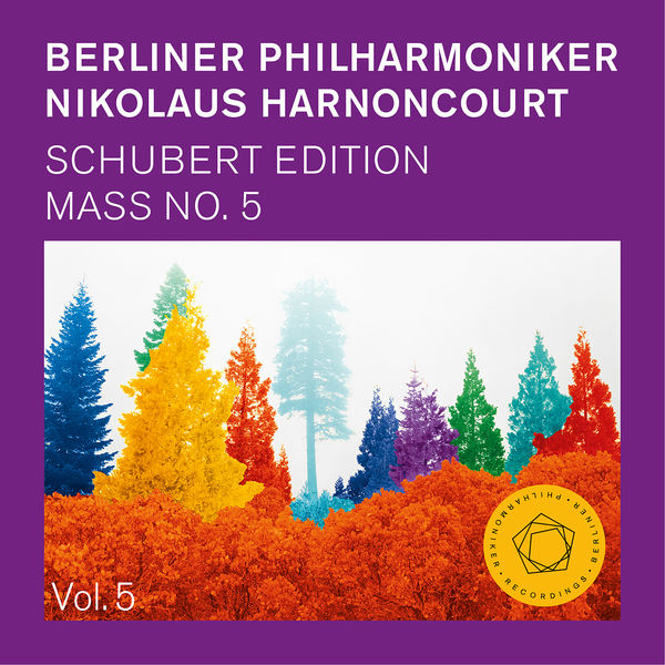 Berliner Philharmoniker - Schubert: Mass No. 5 in A-Flat Major, D. 678