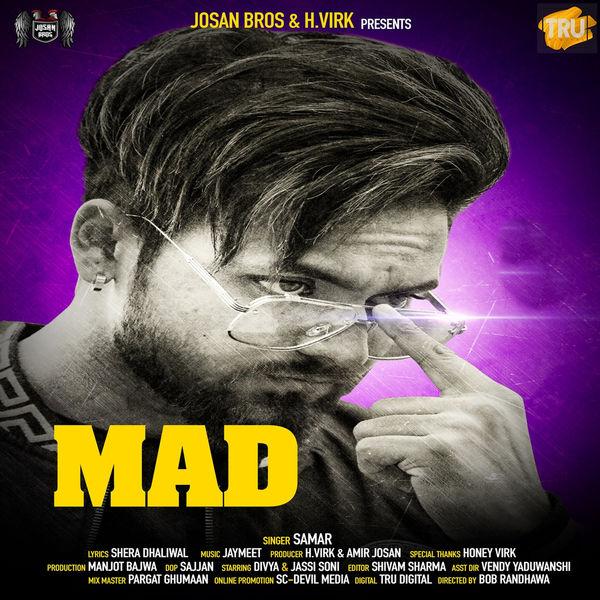 Samar - Mad - Single
