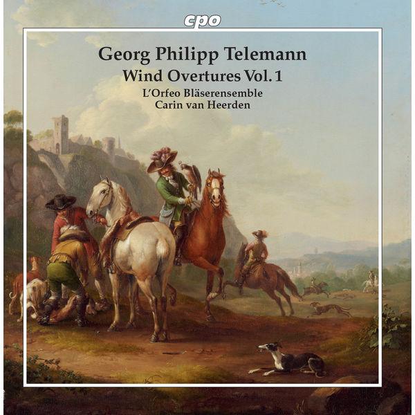 L'Orfeo Blaserensemble - Telemann: Wind Overtures, Vol. 1